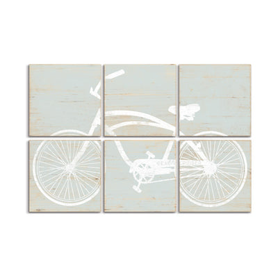 cycling art prints