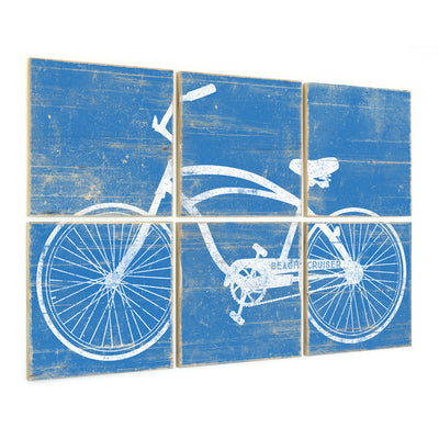large bike art
