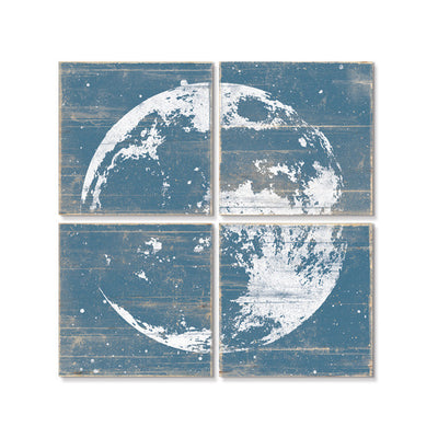 Moon Wall Art by Right Grain