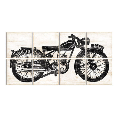 motorcycle art prints