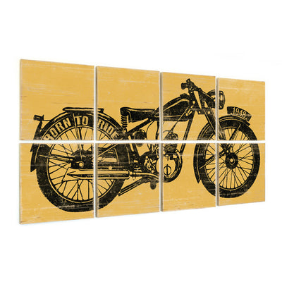motorcycle wall art for sale