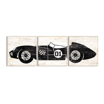 race car bedroom decor