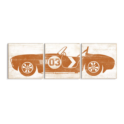 race car decor