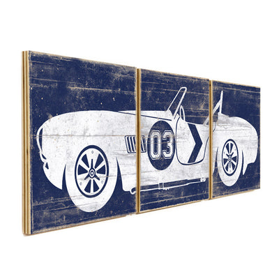 race car prints