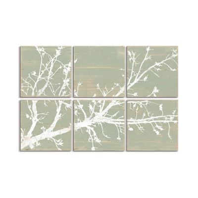 tree wall art canvas