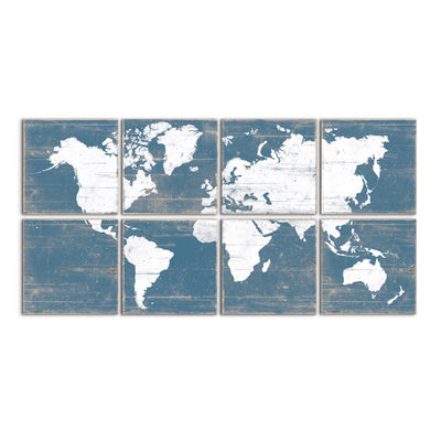 world maps by right grain