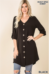 Basic Tunic in Black