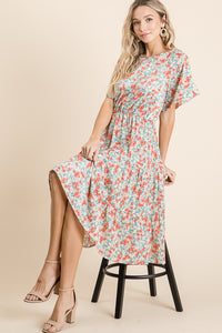 Isabella Floral Dress