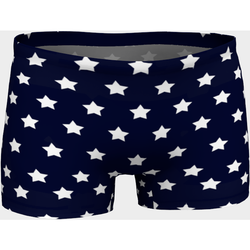 Stars Yoga Workout Shorts - Live First Fitness