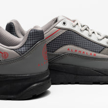 Load image into Gallery viewer, WAVERUNNER Trainer - Dark Grey/Light Grey/Red