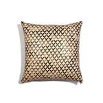 Aarowhead Leather Pillow