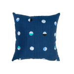Indigo Moons Pillow