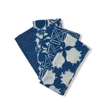 Mix + Match Indigo Napkins