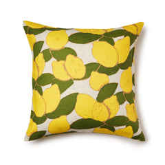Grove Citron Pillow