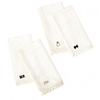 Bride & Groom Embroidered Handkerchiefs