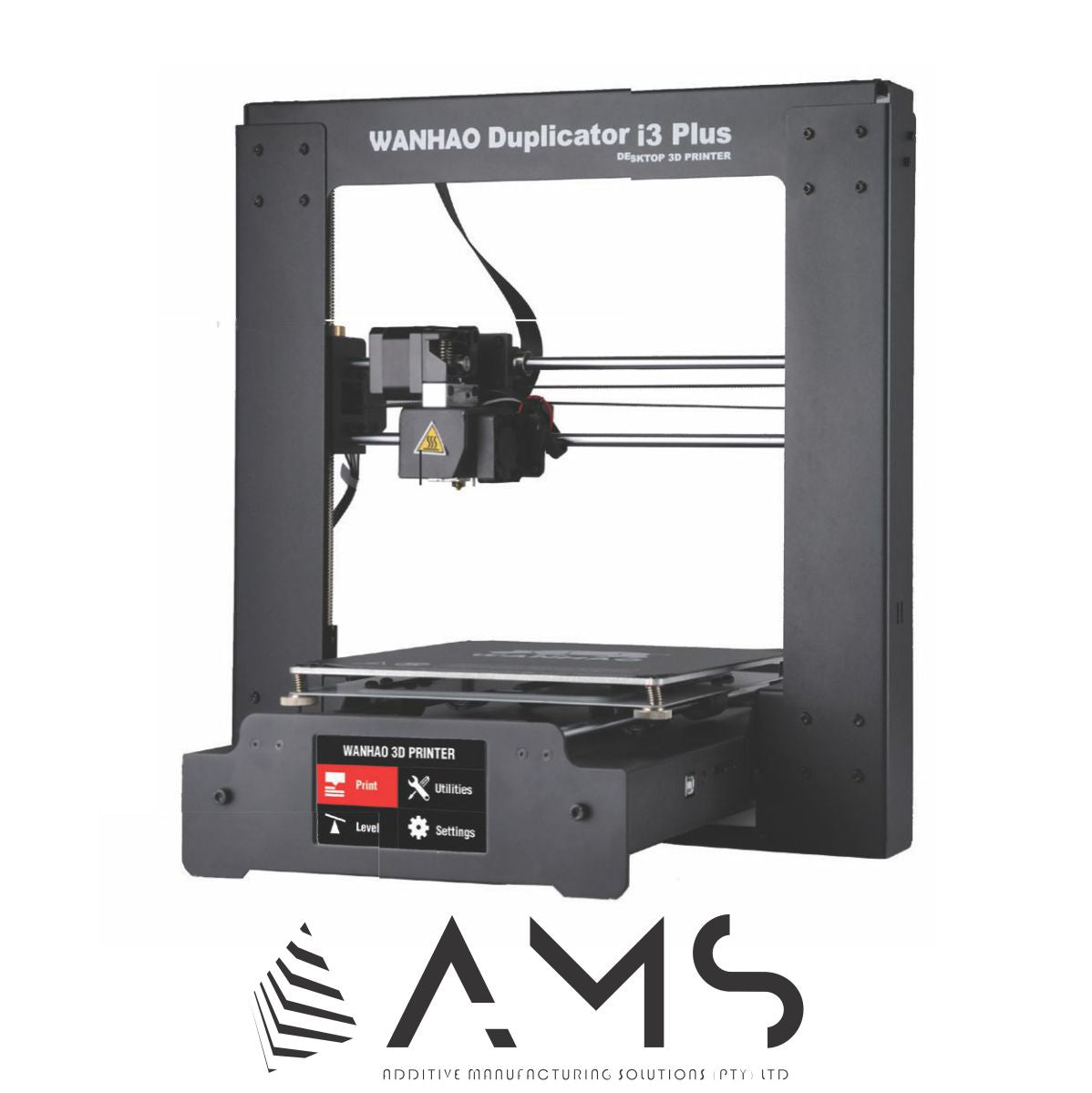 Duplicator i3 Plus V2.0 3D Printer (2018 Edition)