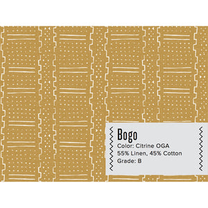 BOGO CURTAIN PANEL
