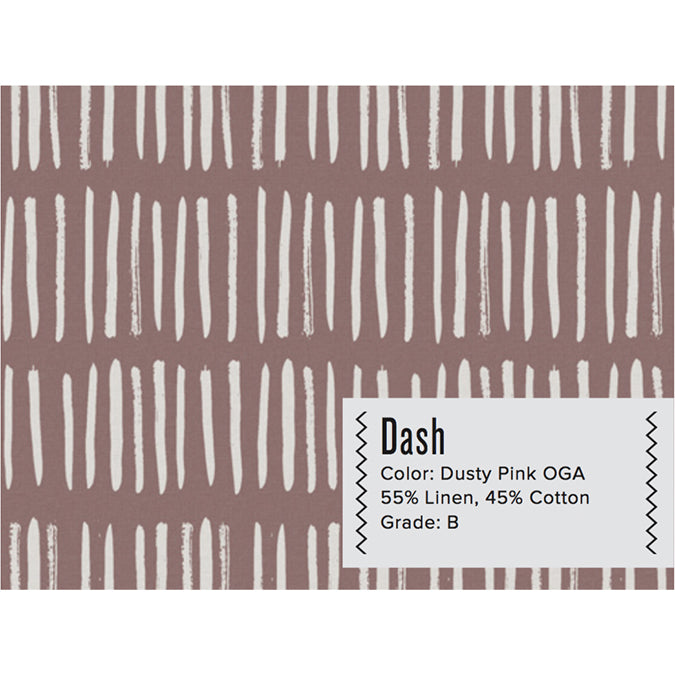 DASH : COLOR CURTAIN PANELS