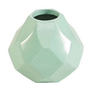 DIAMONDS HUSKY MINT VASE
