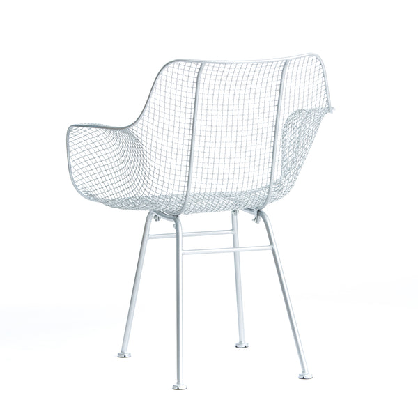 SILVER BISCAYNE ARMCHAIR