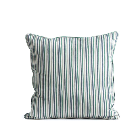 WAVERLY STRIPE THROW PILLOW