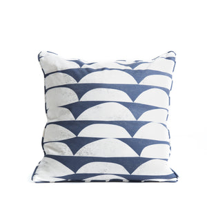 HALF MOOON THROW PILLOW