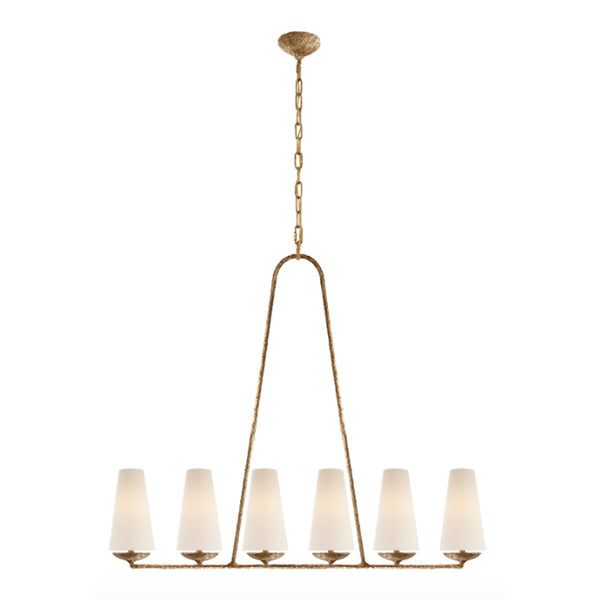 AERIN FONTAINE LINEAR CHANDELIER