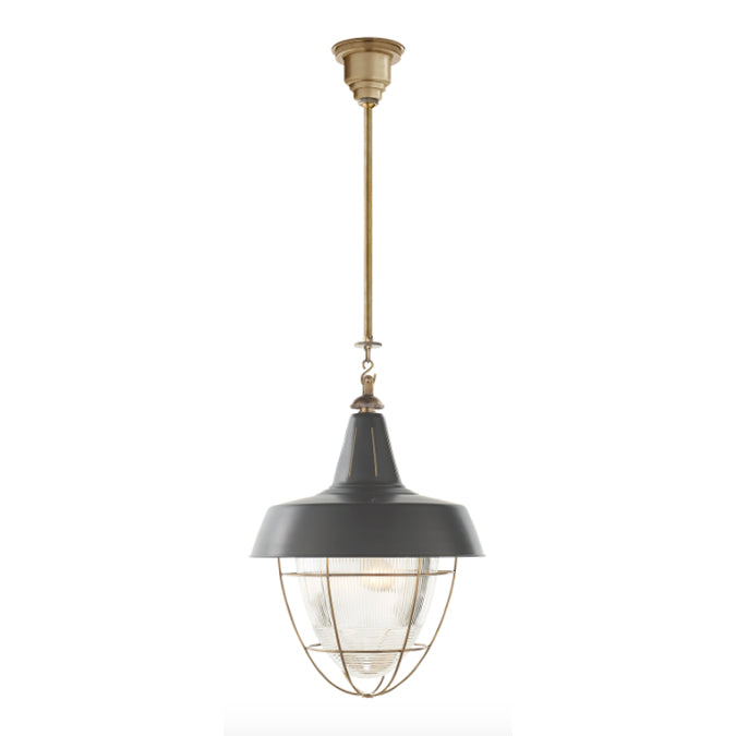 THOMAS O'BRIEN HENRY INDUSTRIAL HANGING LIGHT
