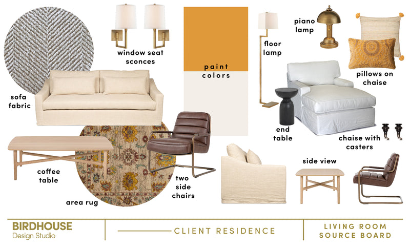 Ambit Design: Living Room