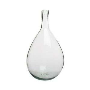 BLOWN-GLASS PORICO VASES