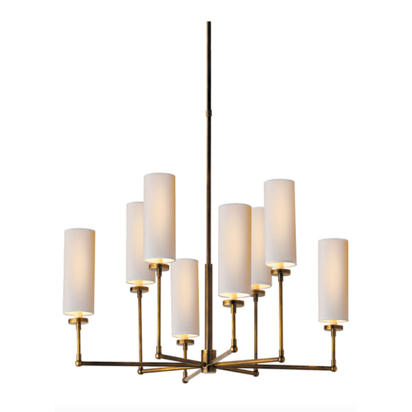 THOMAS O'BRIEN ZIYI LARGE CHANDELIER