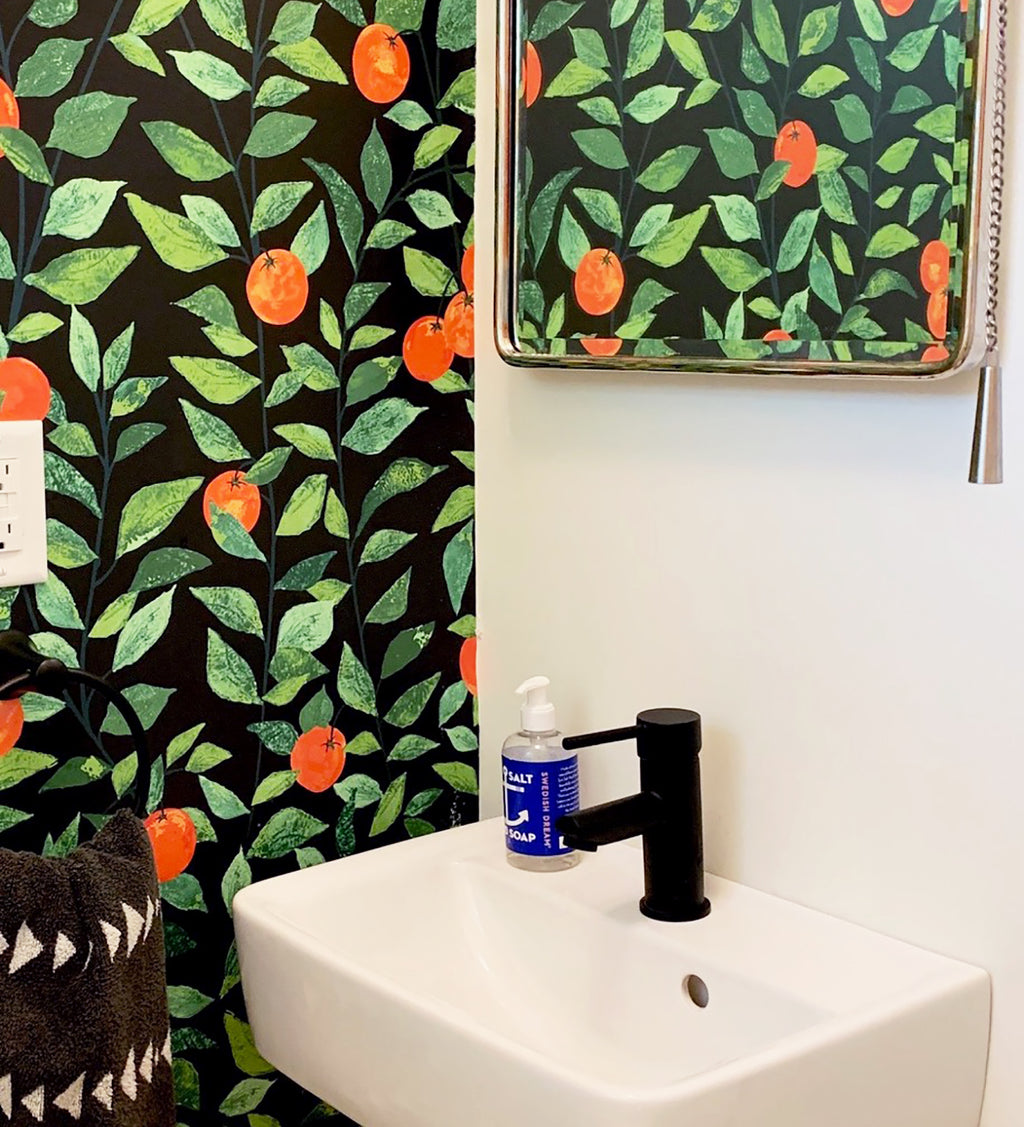 Ambit Design: Powder Room