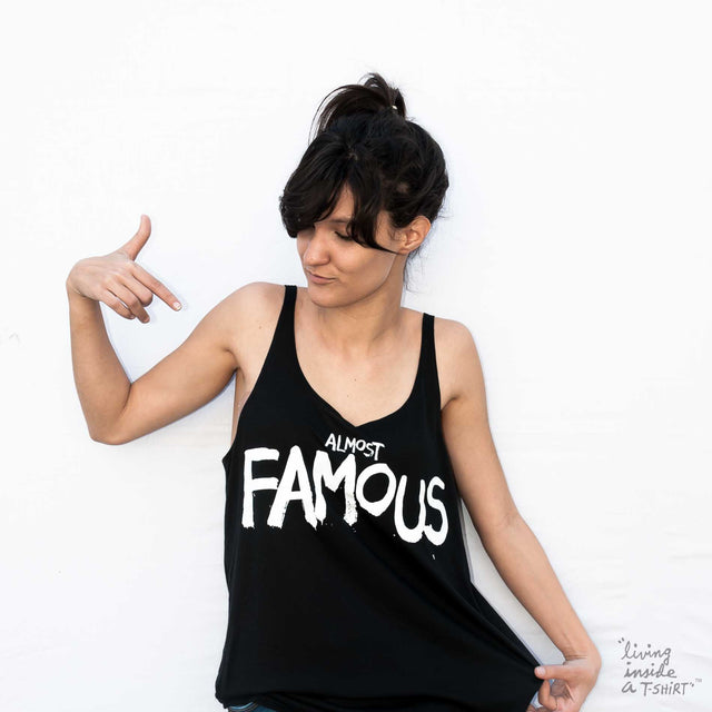 Almost Famous- Tank Top