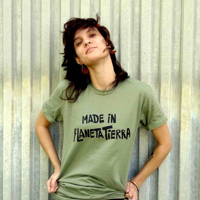 Made in Planeta Tierra - Unisex T-shirt