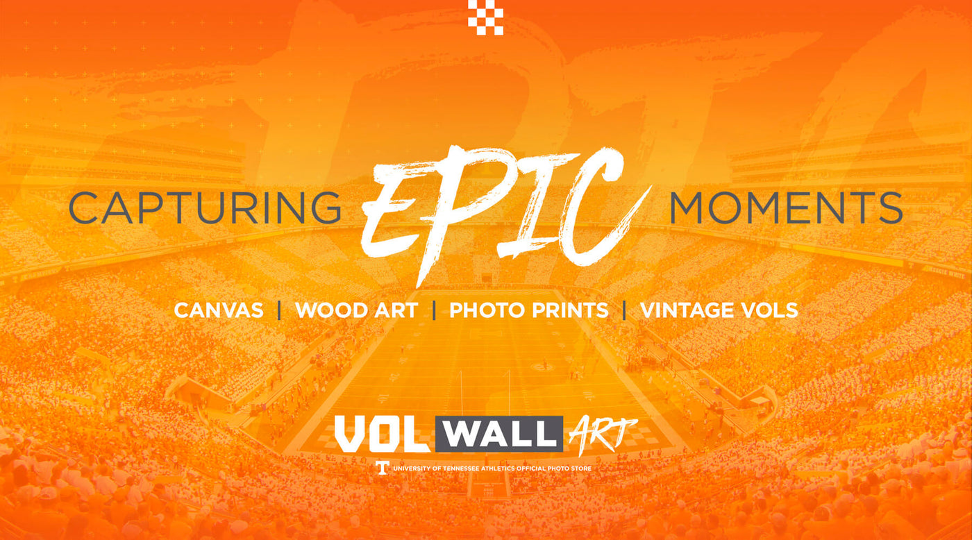 Vol Wall Art - University of Tennessee Athletics Official Photo Store