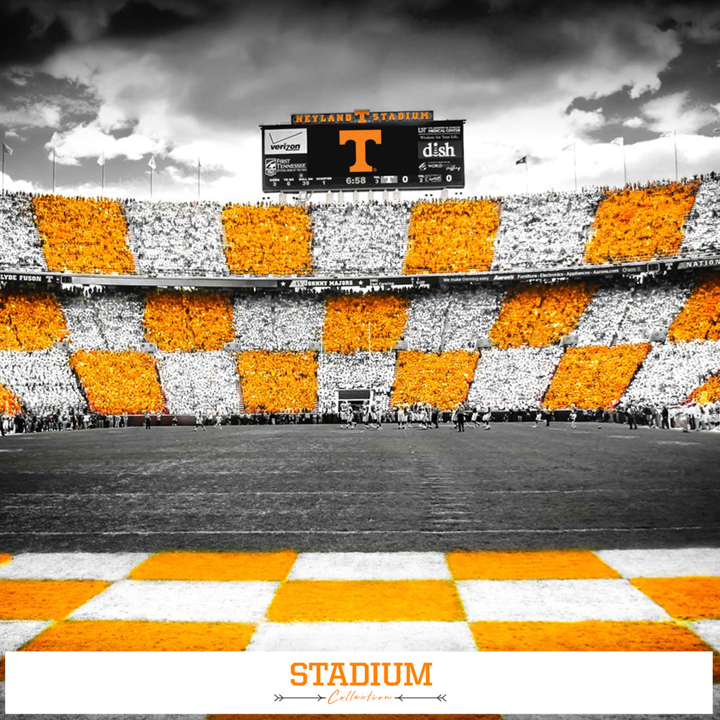 Vol Wall Art University Of Tennessee Athletics Official Photo Store