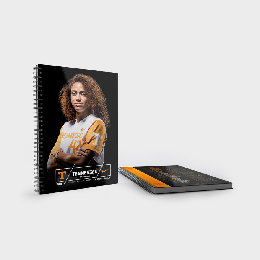 Tennessee Volunteers 2016 Tennessee Volunteers Softball Media Guide
