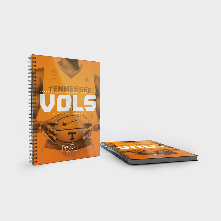 Tennessee Volunteers 2016-17 Tennessee Volunteers Men's Basketball Media Guide