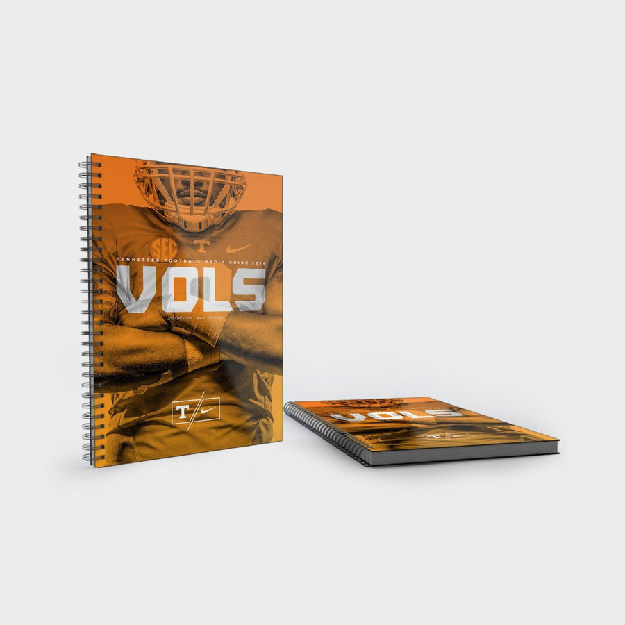 Tennessee Volunteers 2016 University of Tennessee Football Media Guide