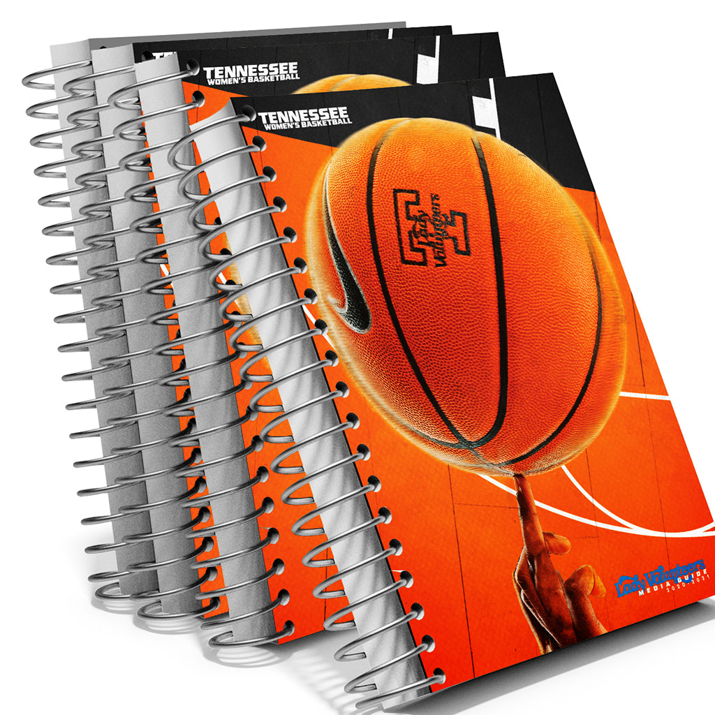 Tennessee Volunteers - 2020-21 Women's Basketball Media Guide