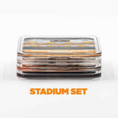 Tennessee Volunteers - Set of 4 Coasters - Stadium Collection