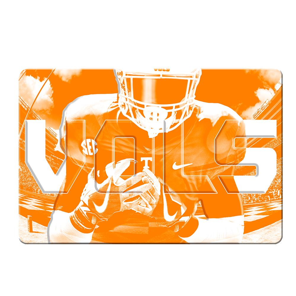 Tennessee Volunteers - VOLS 3-Layer Dimensional Wall Art