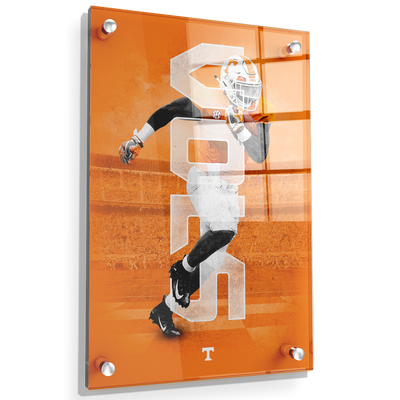 Tennessee Volunteers - Vols 2019 - College Wall Art #Acrylic