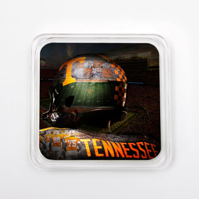 Tennessee Volunteers -  TN Football Drink #Coaster