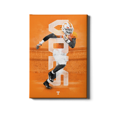 Tennessee Volunteers - Vols 2019 - College Wall Art #Canvas