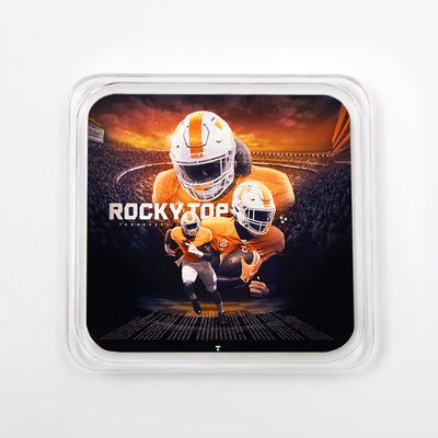 Tennessee Volunteers -  Rocky Top Sunset Drink #