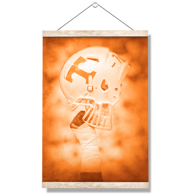 Tennessee Volunteers - Orange Victory - College Wall Art #Hanging Canvas