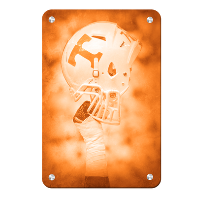 Tennessee Volunteers - Orange Victory - College Wall Art #Metal