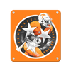 Tennessee Volunteers - Tri Star 2018 Orange - College Wall Art #Metal