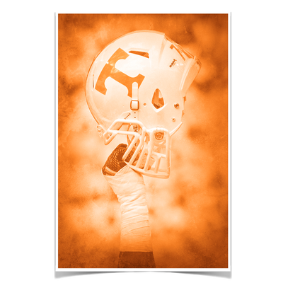 Tennessee Volunteers - Orange Victory - College Wall Art #Poster